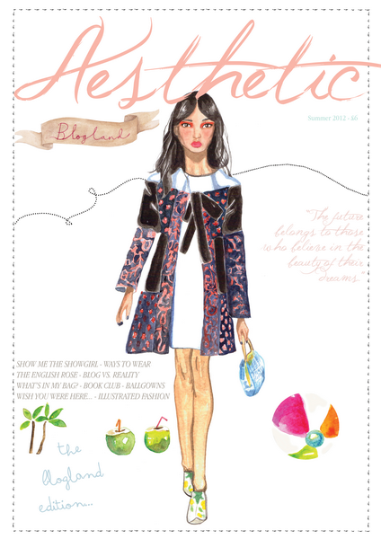 daisybutter - UK Style and Fashion Blog: aesthetic magazine issue two