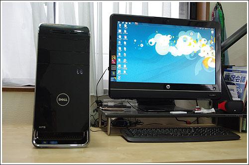 デルのXPS8500は驚きのハイパワー(仕様にもよるけど)