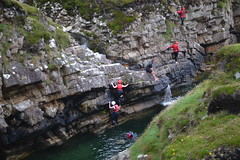 adventure, sports, recreation, outdoor recreation, extreme sport, terrain, canyoning, waterway,