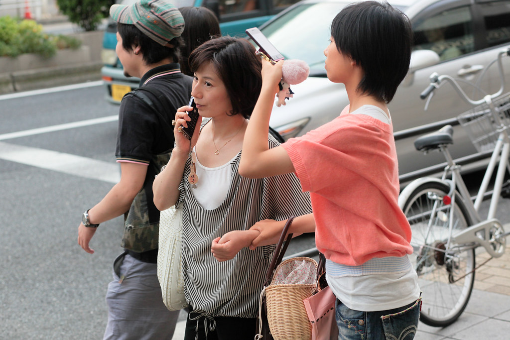 Onoedori 8 Chome, Kobe-shi, Chuo-ku, Hyogo Prefecture, Japan, 0.003 sec (1/320), f/5.0, 85 mm, EF85mm f/1.8 USM