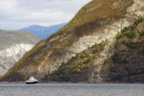 205 Ferry desde ferry Gudvangen-Kaupanger