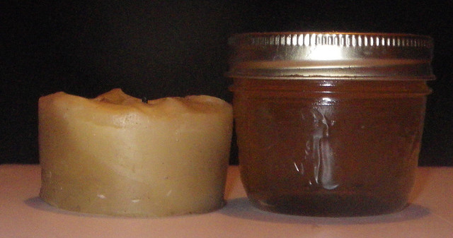 wax vs honey