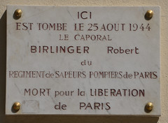 Photo of Marble plaque № 11234