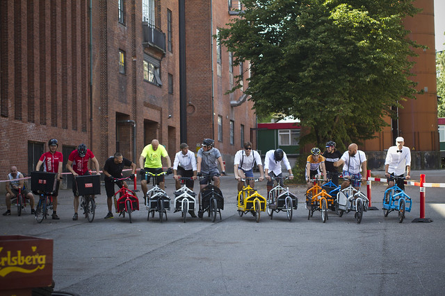 Svajerløb 2012 -The Two-Wheeler Final