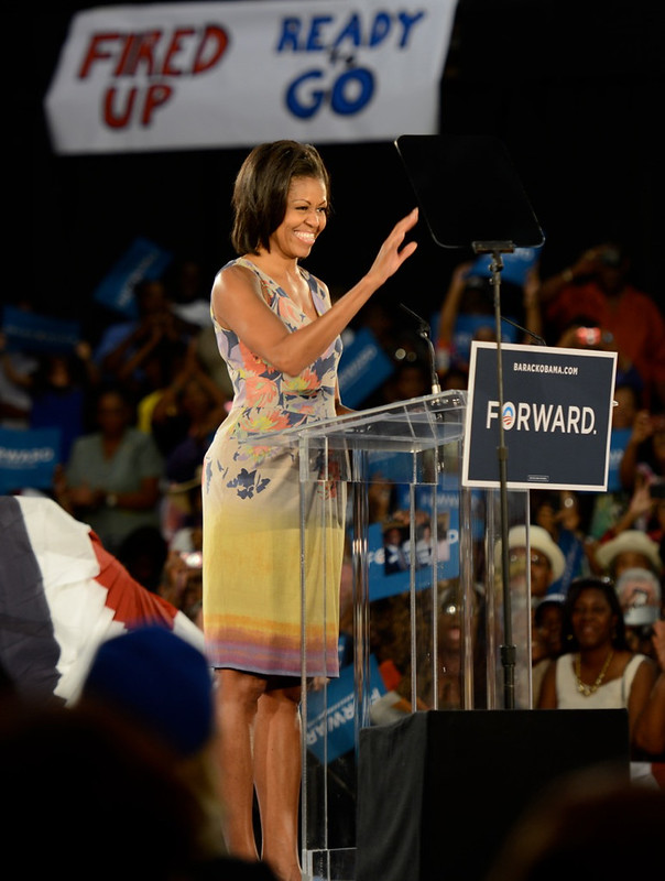 Michelle Obama in Ft. Lauderdale