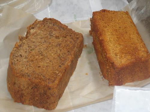 IMG_5603 Babycakes Banana and Corn Bread