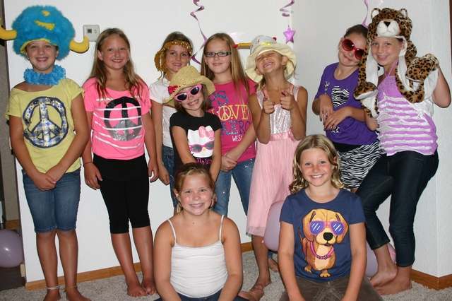 Karli Party - Photo Booth Fun!