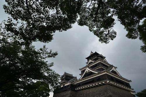 2012夏日大作戰 - 熊本 - 熊本城 (4)