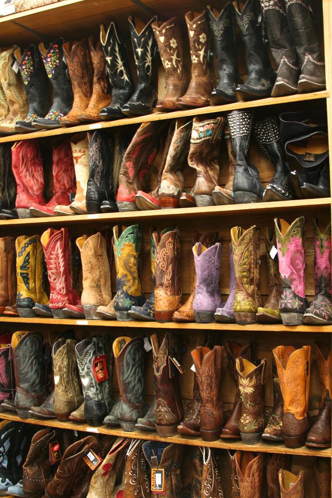 Cowboy Boots Galore