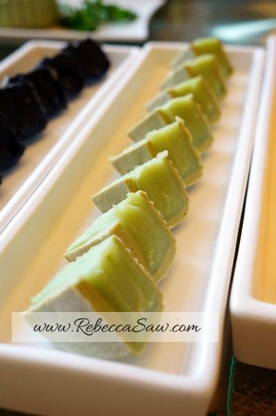 Mooncakes, Zuan Yuan Chinese Restaurant-009