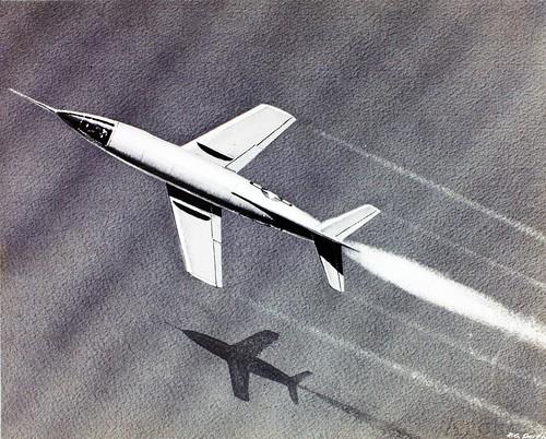 Douglas, D-558-2, Skyrocket