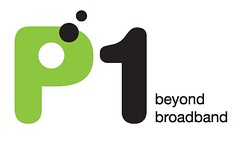 P1 Networks logo