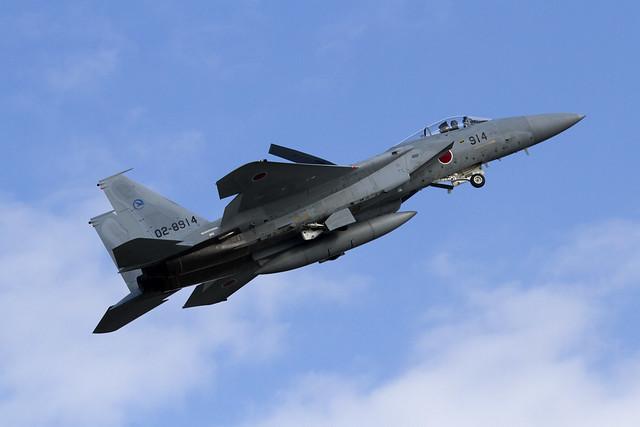 JASDF ADTW F-15J