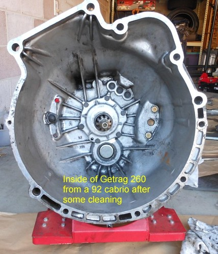 Getrag 260 5 Speed Transmission Overhall And Installation