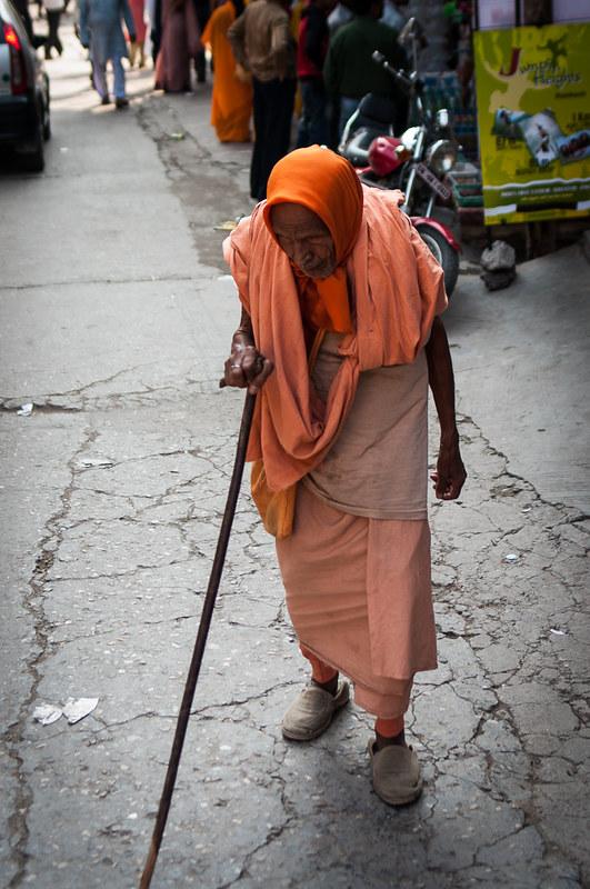 Old man hindu
