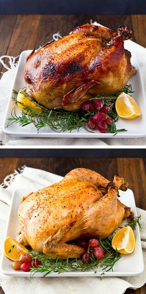 sweet tea and citrus brined turkey and chicken recipe the brewer the baker