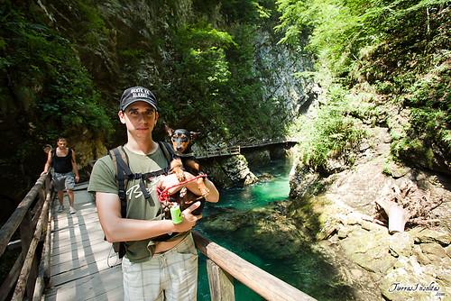 Vintgar Gorge (Eslovenia)