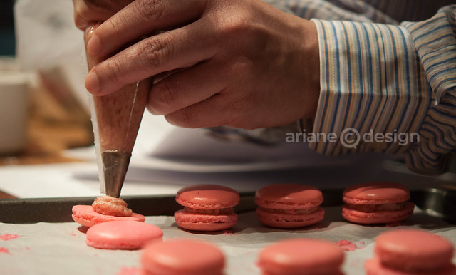 Simply French Cafe Macaron Class-18