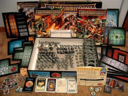 Foro Gratis Warhammer Quest Es Portal