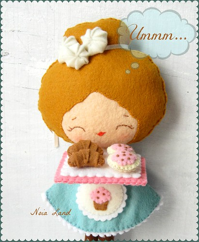 Marie, la petite pâtisserie.