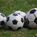 Soccer Balls by Joe Shlabotnik
