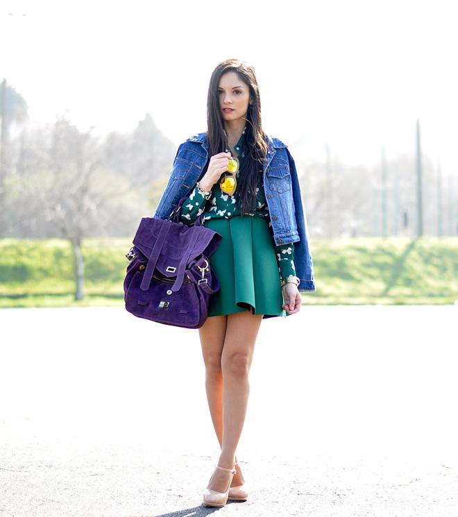 Neo Green Skirt_07