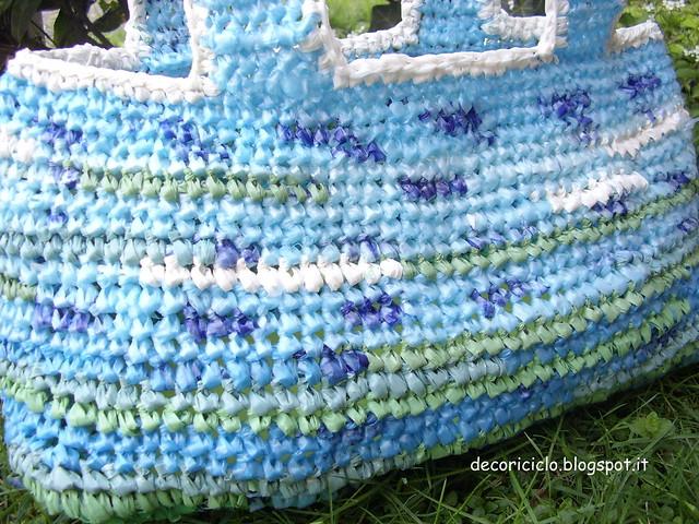 borsa sacchetti di plastica Acqua 5