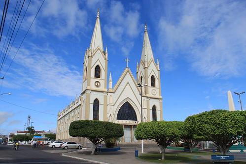 Igreja Matriz de Propriá - Sergipe.