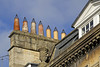 Chimney pipes, Bath