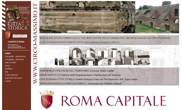 ROMA ARCHEOLOGIA e BENI CULTURALI: CIRCO MASSIMO | HOME | LE FASI STORICHE | UCS / SOVR. BB.CC. | ZETEMA Progetto Cultura s.r.l. [2011 | 2012] & Artibune (14|04|2014).