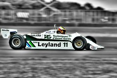 Silverstone Classic 2013-Saudia Leyland Williams