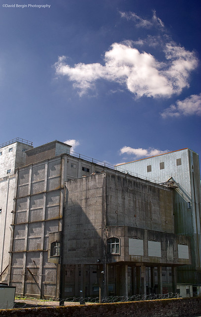 Old Flour Mills, Waterford