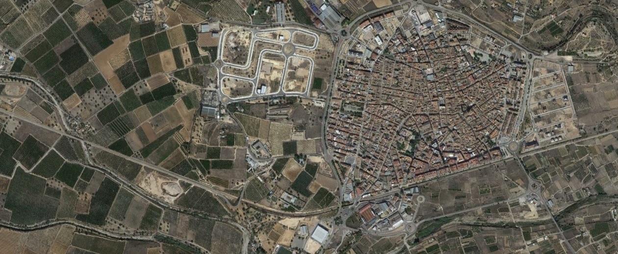 después, urbanismo, foto aérea,desastre, urbanístico, planeamiento, urbano, construcción,Cheste, Valencia