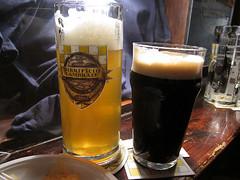beers at Birrificio