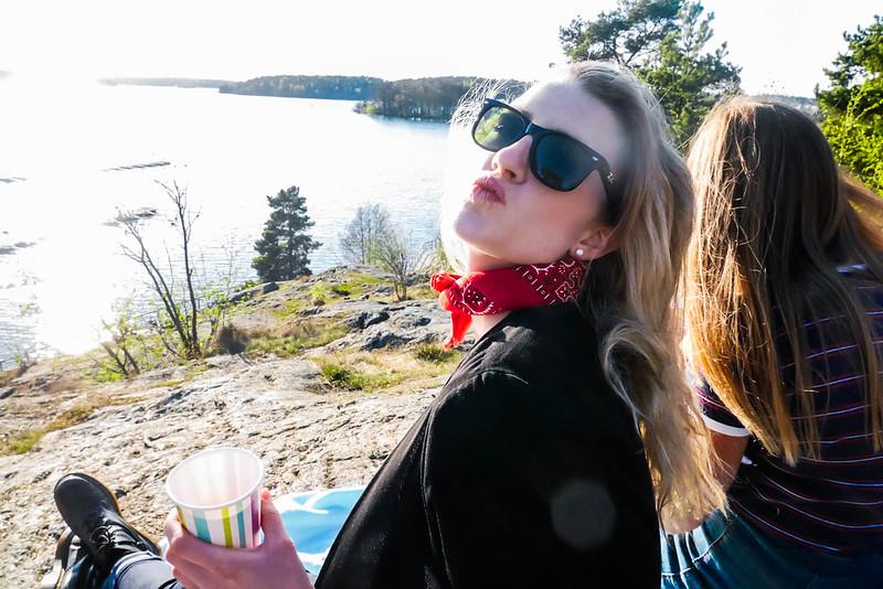 Sommarpremiär i Vinterviken