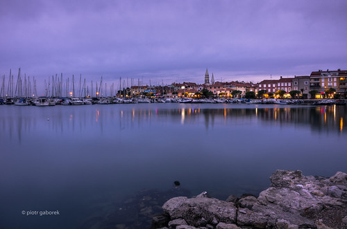 longexposure trip travel photography evening coast town seaside europe pentax sightseeing adventure slovenia izola pentaxk5ii pietkagab piotrgaborek
