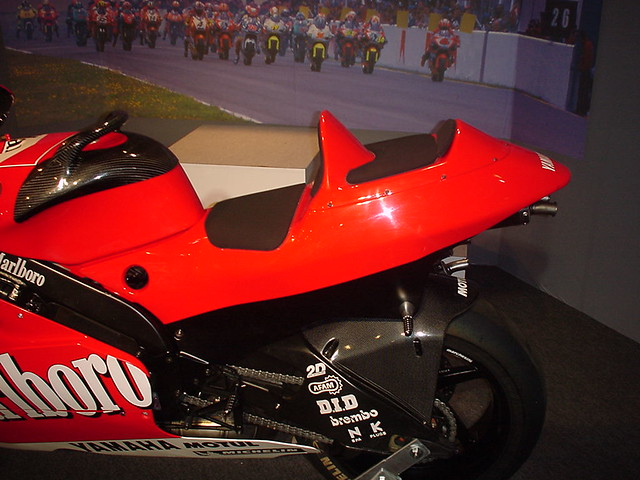 1992 Two- Seater YAMAHA YZR500