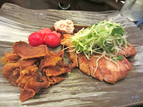 Ha-Lu Ginger Linley Valley Pork with Fried Pumpkin