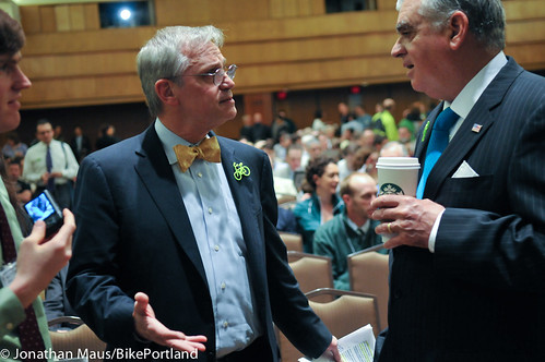 Blumenauer and LaHood meeting-4