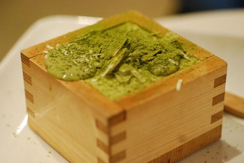 Green Tearamisu