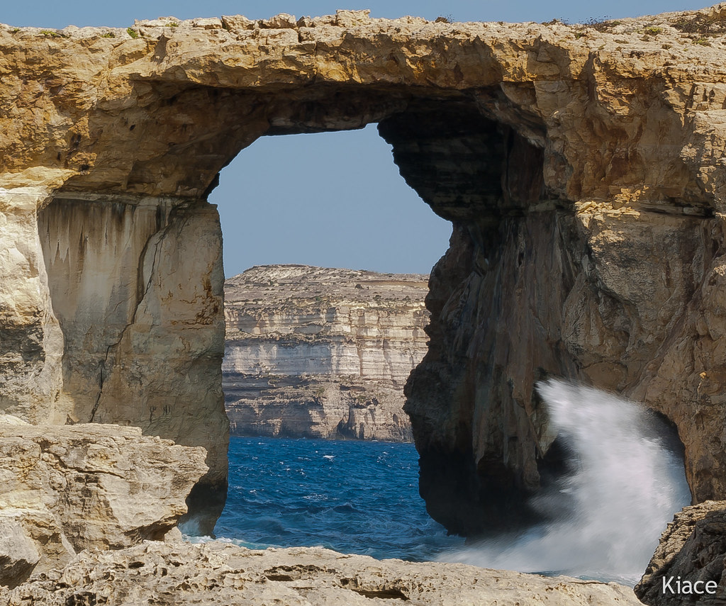 Azure Window, Dwejra, Malta