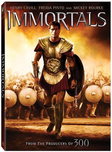 Immortals_DVD