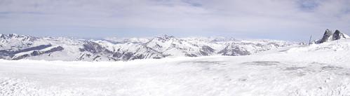 Galcier / Dome de la Lauze (3568m)