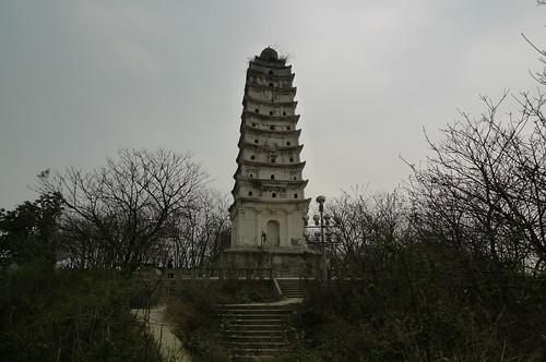 Pagoda - Rongxian, Sichuan, China