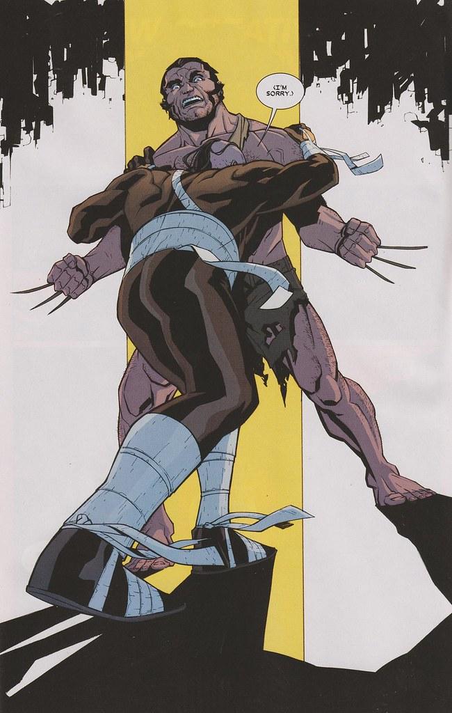daken dark wolverine #23