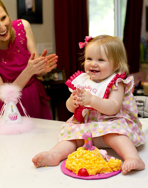 Emma 1st BDay Party_6