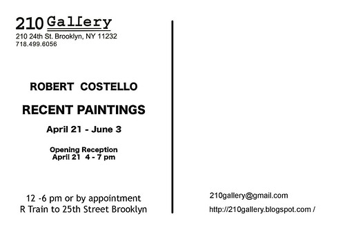 Robert Costtelo 2012_card2