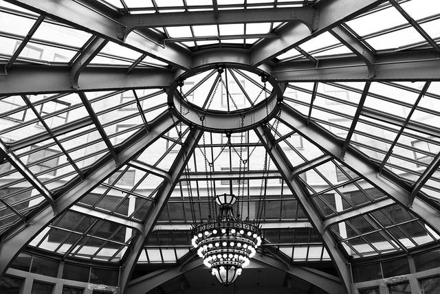 Plankinton Arcade Ceiling