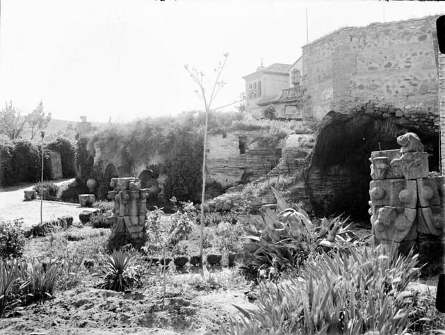 Museo del Greco en los años 20. Fotografía de Otto Wünderlich. © Fototeca del Patrimonio Histórico