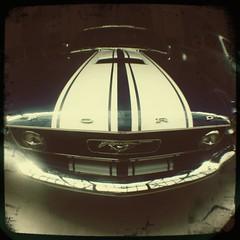 Ford Mustang Oldtimer, Classic Remise, Meilenwerk Berlin